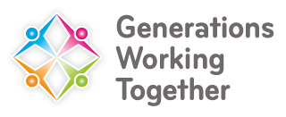 Logo of Generations Working Together